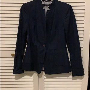 Women's Linen Blazer from Zara